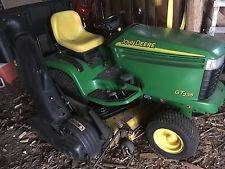 Sell John Deere gt235.Lawn mower