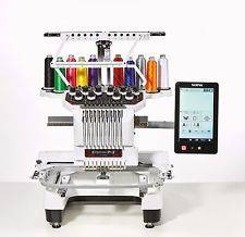 Wholesale needle: Brother PR1050X Industrial Embroidery Machine, USB Ports, 10 Needle
