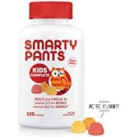 SmartyPants Kids Complete Daily Gummy Vitamins
