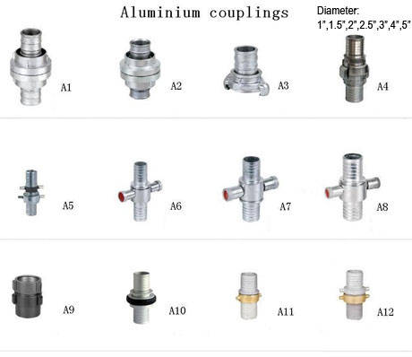 Sell Fire Hose Coupling(id:9624167) - EC21