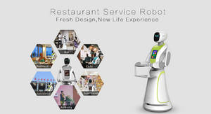 Wholesale optical touch sensor: Waiter Robot