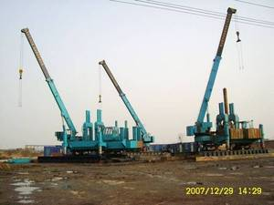 Wholesale static: 600tons Hydraulic Static Pile Driver