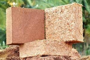 Wholesale Peat: Coconut Coir Bricks and Coconut Coir Products