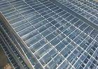 Wholesale galvanized steel bar grating: Plain Type Walkway Mesh Grating , 25 X 5 / 30 X 3mm Bearing Bar Galvanized Steel Grating