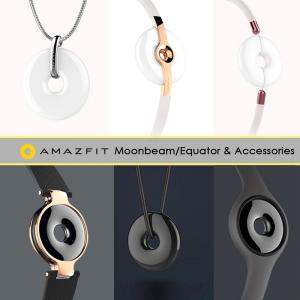 Wholesale fashion jewelry: Xiaomi Amazfit Wristband Smart Necklance Amazfit Equator Fashion Jewelry Bracelet