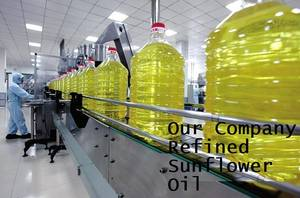 Wholesale vehicle: Refined Sunflower Oil