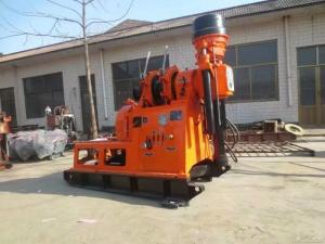 Wholesale mineral machine: ST200 Crawler Self Propelled Mining Drill Rig Machine for Mineral Exploration
