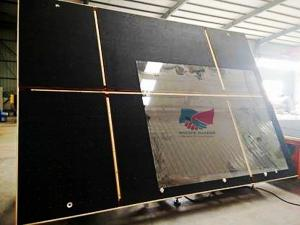 Wholesale glass table: Tilting Glass Cutting and Breaking  Table