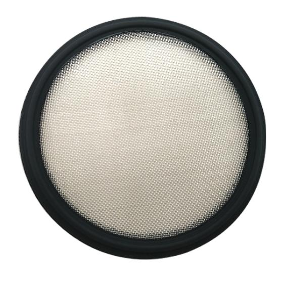 2inch Tri Clamp FKM Seal Gasket with 100 Mesh Screen