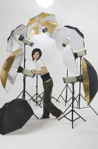 Wholesale softbox: Photography Umbrella /Studio Light Umbrella