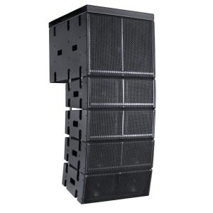 Wholesale stage equipment: Hot Sale Professional Active Line Array Speakers.Outdoor Performance Stage Equipment Speaker.