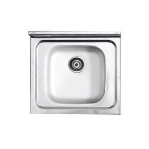 Wholesale Kitchen Sinks: Stainless Steel Sink LAY-ON(SINGLE)