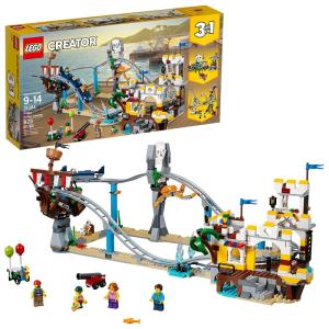 Wholesale water cannon: Lego Pirate Roller Coaster