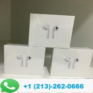 Wholesale earrings: Buy 10 Get 5 Free Genuine AirPod White in-Ear Only Headsets