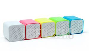 Wholesale bluetooth device: 2015 Hot Promotion Candy Color Mini Bluetooth Speaker for All Bluetooth Device
