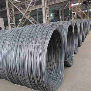 Wholesale nail wire rod: SAE 1008/1008B Wire Rods Q235 High Quality Hot Rolled Steel Wire Rod for Welding Electrod/Nails