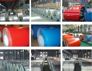 Wholesale prepainted steel coil china: Color Coated Steel Coil
