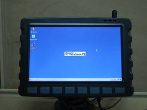 Wholesale gsm mobile: 7 Inch GPS/GSM/GPRS Mobile Data Terminal