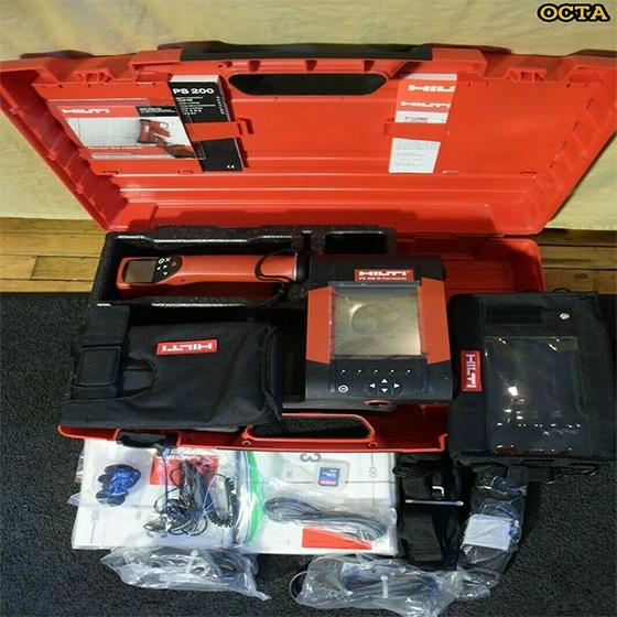 Hilti Ferroscan PS 200 M and PS200 S