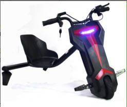Wholesale scooters: 2017 China New Styles 250W Motor  3 Wheel Drift Scooter