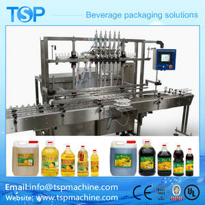 Wholesale edible cooking oil: Automatic Linear Cooking Oil /Edible Oil/Olive Oil/Sunflower Oil Filling Machine Manufacture