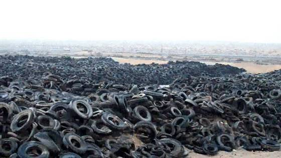 waste tire: Sell Used Scrap Tires