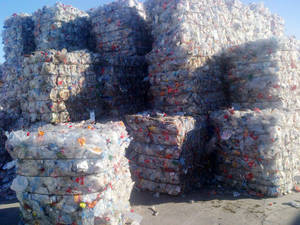 Wholesale Other Plastic Raw Materials: PET Bottle Scrap and PET Bottle Flakes