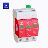 40ka Class C Surge Protector TUV Certificated for Lower Than 1500v DC SOLOR PV System