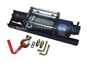 Wholesale wrecker tow truck: YD Series Pulling Hydraulic Winch