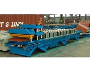Wholesale cold cutting equipment: 76-250 Double Layer Roll Forming Machine