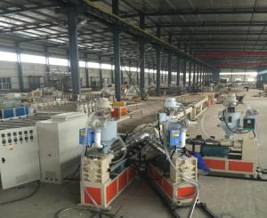 Wholesale high-speed filling machine: PPR Multi-layer Pipe Extrusion Line