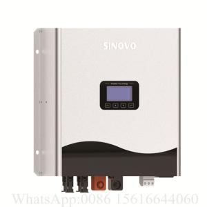 Wholesale 1kw: Cheap 1kw 2kw 3kw 4kw 5kw 6kw Good Quality Off-grid Solar Power Inverter with Mppt