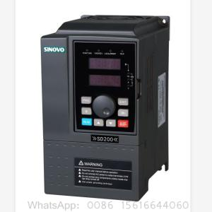 Wholesale ac drive: Chinese Suppliers AC Drive 7.5kw 380v Frequency Inverter Single Phase To Three Phase Converter