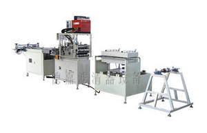 Wholesale air filter paper: Panel Air Filter Paper Pleating Production Line