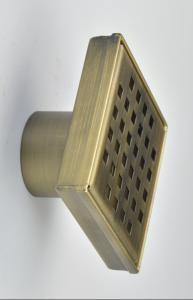 Wholesale traditional: 304 Stainless Steel Traditional Square Shower Drains