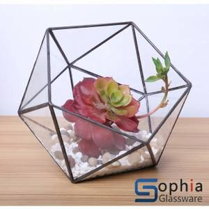 Wholesale decorative terrarium: Geometric Terrariums,Home Decorative,Floral Supplies