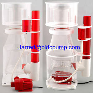 Wholesale aquarium air pump: Newest DC Protein Skimmer Adopt Brushless DC Pump for Aquarium
