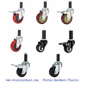 Wholesale plastic dining chair: Racks Shelf Caster,Caster Wheel,Castor,Anti Static Caster,Wringer Caster