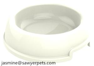 Wholesale dog food: Cat Round Bowl Dog Round Bowl White Good Quality Hot Sale Container of Water or Food