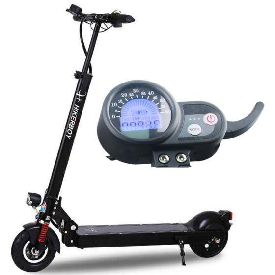 Sell Electric Folding Scooter Europe Warehouse Electronic Scooter