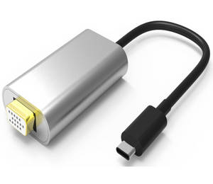Wholesale Computer Cables: USB-C To VGA Adapter
