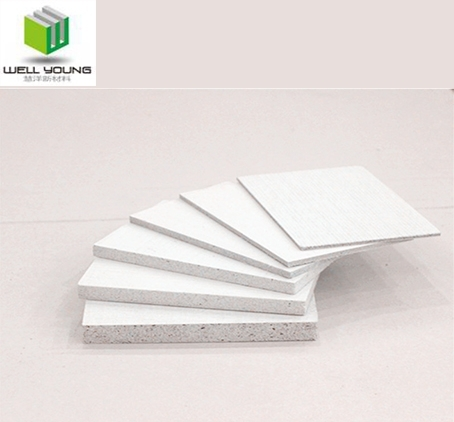 Fireproof  Magnesium Oxide Board for Steel Frame Construction