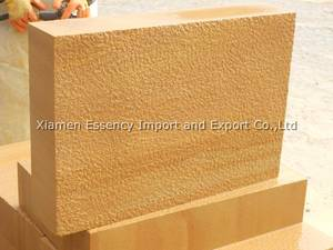 Wholesale Sandstone: Yellow Sandstone Slabs & Tiles with Wood Veins,China Yellow Sandstone