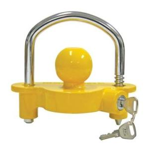 Wholesale coupler lock: Universal Coupler Lock, Adjustable Storage Security, Heavy-Duty Steel