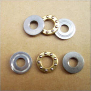 Wholesale miniature ball bearing: R/C Helicopter Model Kits Miniature F5-10m Thrust Ball Bearing 5x10x4mm