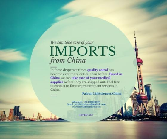 Sell China Sourcing Services