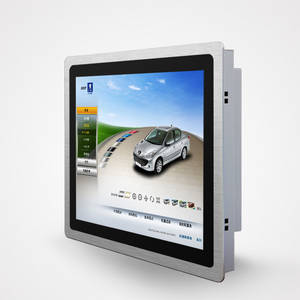 Wholesale bluetooth all-in-one: Touch Screen Industrial Panle PC with Nfc Rfid Bluetooth