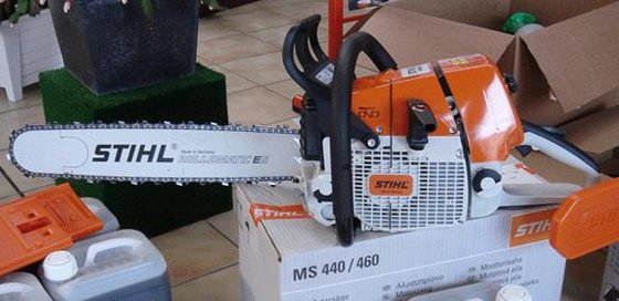Stihl Ms 460 Chainsaw Id 5003108  Product Details