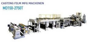 Wholesale film: Casting Film MFG Machine