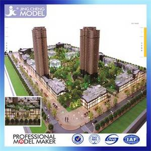 Wholesale real estate: Construct Real Estat House Scale Models